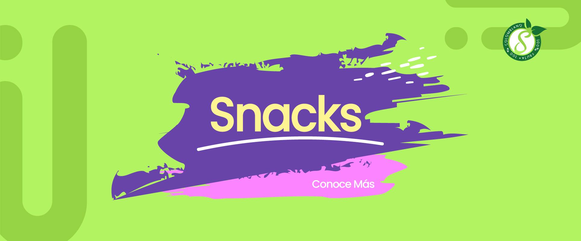 Snacks Fruta